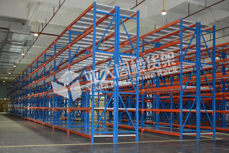 仓库货架铺木板与钢板的区别
