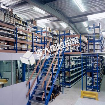 工厂仓储重型阁楼货架